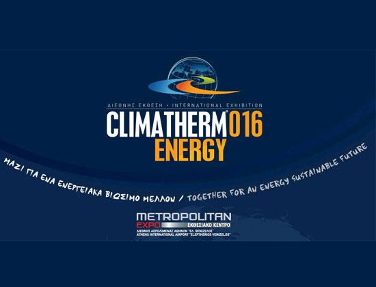 Climatherm 2016 Energy