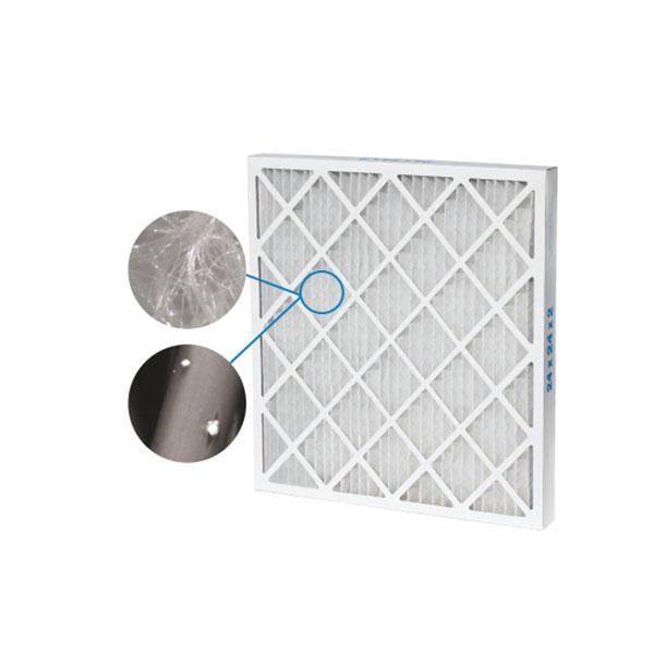 Virucidal air filter