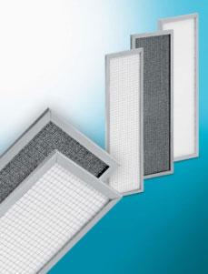Fan coil filters