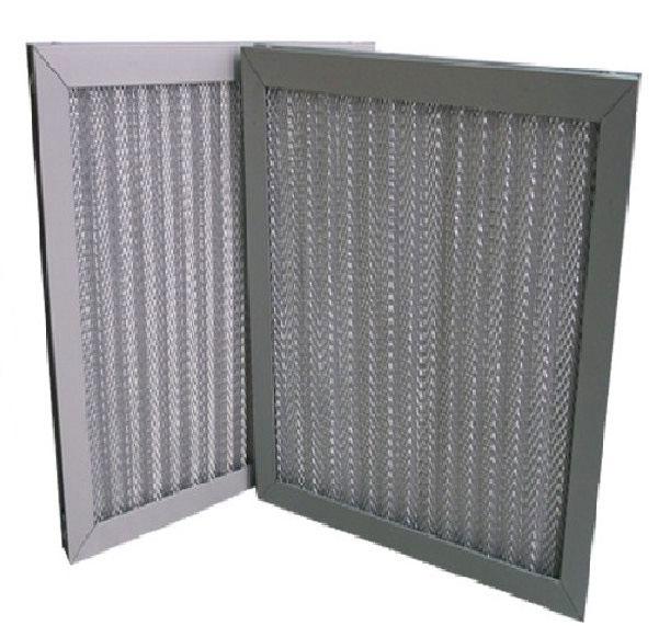 Metal Z-line filters